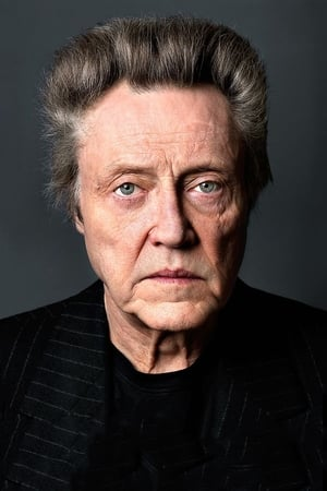 Christopher Walken isMax Zorin