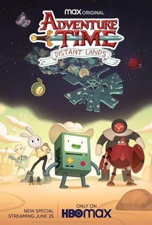 Adventure Time Distant Lands: BMO