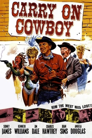 Carry On Cowboy streaming