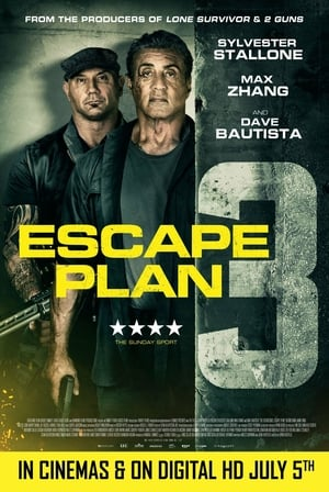 Escape Plan 3 : The Extractors 2019 film