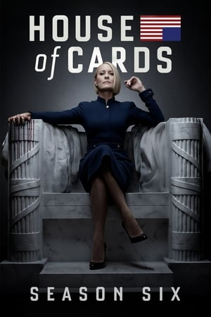 poster House of Cards 6ª Temporada Torrent (2018) Dual Áudio / Dublado WEB-DL 720p | 1080p – Download