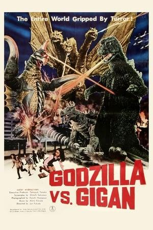 poster Godzilla vs. Gigan