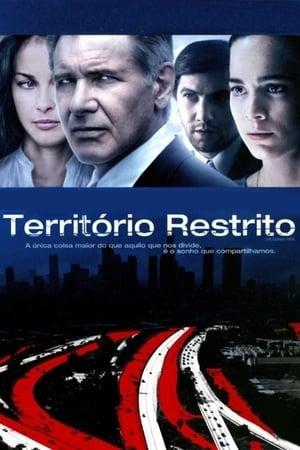 Território Restrito - Poster