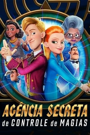 poster Secret Magic Control Agency