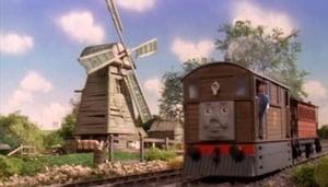 Thomas & Friends Season 7 :Episode 10  Toby's Windmill