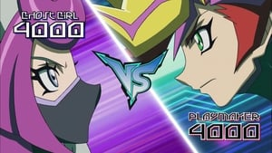 Yu-Gi-Oh! VRAINS Season 1 :Episode 14  Ghost Girl's Invitation