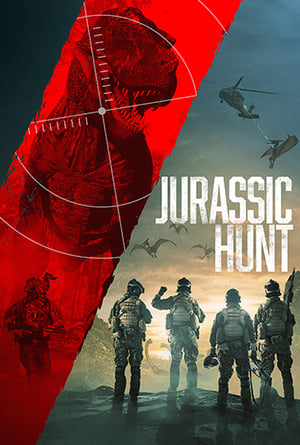 poster Jurassic Hunt