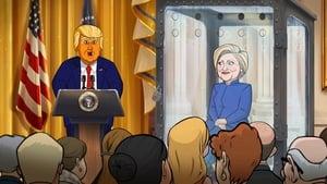 Our Cartoon President: 2×2
