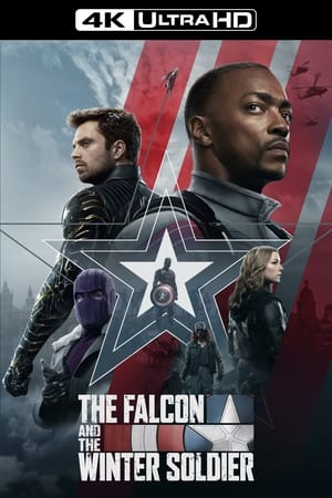 poster The Falcon and the Winter Soldier - Season 1