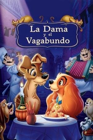 VER La Dama y el Vagabundo (1955) Online Gratis HD