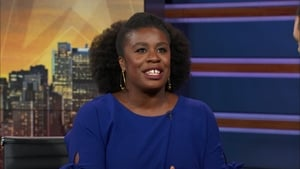 The Daily Show with Trevor Noah Season 22 :Episode 10  Uzo Aduba