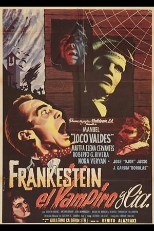 Frankenstein, the Vampire and Company-Azwaad Movie Database
