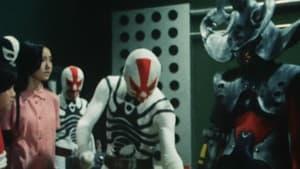 Kamen Rider Season 2 :Episode 23  Terror! The Vampire From the Graveyard