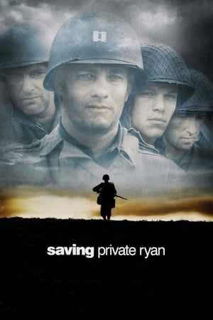 Saving Private Ryan (1998) is one of the best movies like Full Metal Jacket (1987)