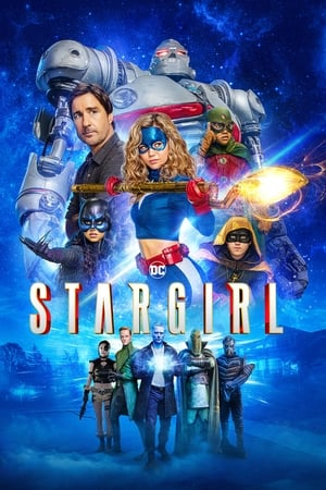 DC Stargirl 1ª Temporada Torrent, Download, movie, filme, poster