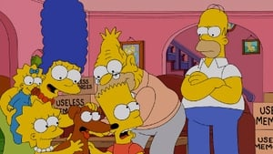 The Simpsons Season 24 :Episode 8  To Cur, with Love