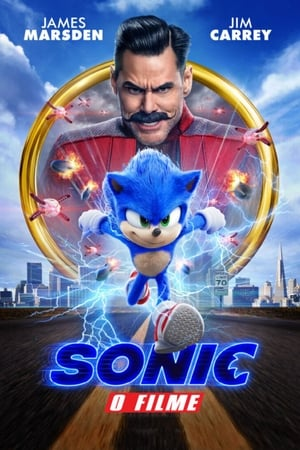 Sonic: O Filme Torrent, Download, movie, filme, poster