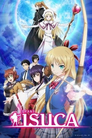 Poster Isuca: Gokuraku (2015)