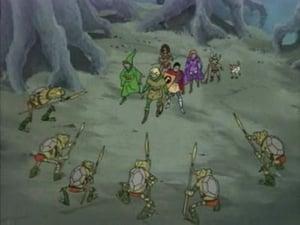 Caverna do Dragão: 1×5