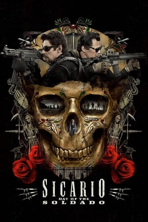 Sicario: Day of the Soldado streaming