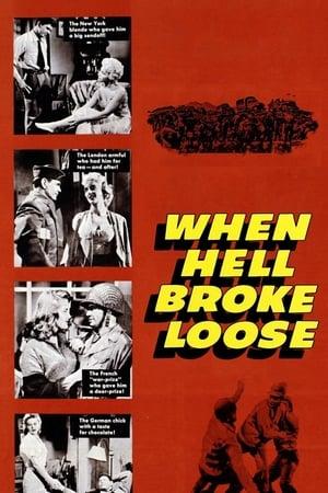 When Hell Broke Loose-Richard Jaeckel