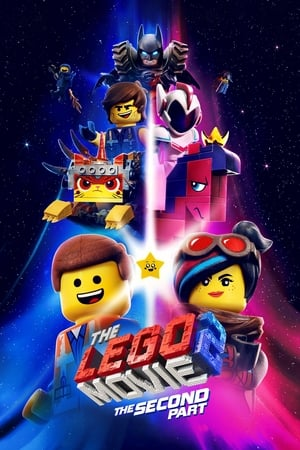 Poster The Lego Movie 2: The Second Part (2019)