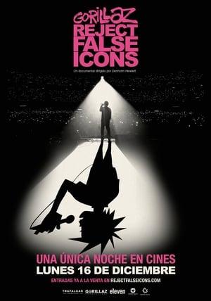 Image Gorillaz: Reject False Icons