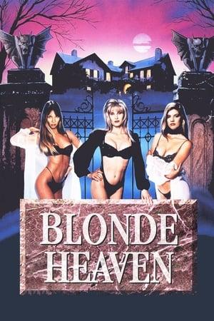 Blonde Heaven poster
