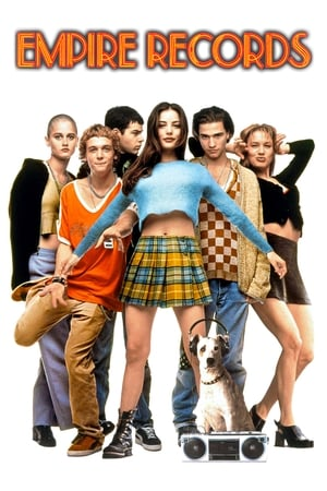 VER Empire Records (1995) Online Gratis HD