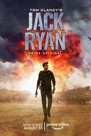 Jack Ryan 1ª Temporada Torrent, Download, movie, filme, poster