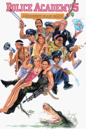 Police Academy 5: Assignment Miami Beach (1988)