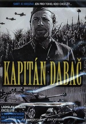 Poster Kapitán Dabač
