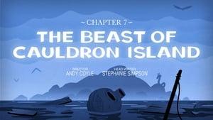 Capítulo 7: O monstro da Ilha do Caldeirão