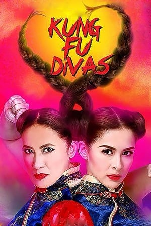 Kung Fu Divas poster