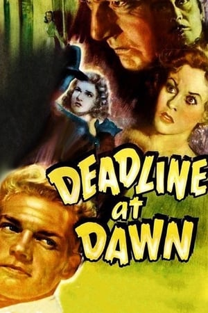 Deadline at Dawn poster