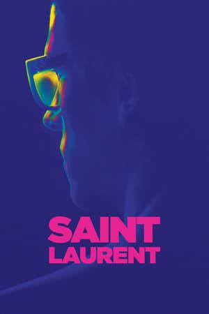 Poster Saint Laurent (2014)