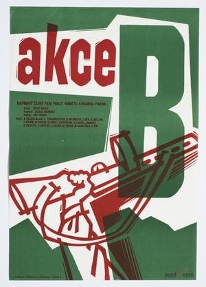 Capa do filme Akce B