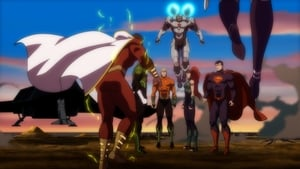 Justice League: Throne of Atlantis [2015]