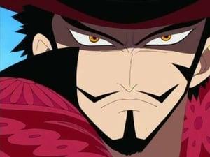 One Piece Season 1 :Episode 24  Hawk-Eye Mihawk! The Great Swordsman Zoro Falls At Sea!