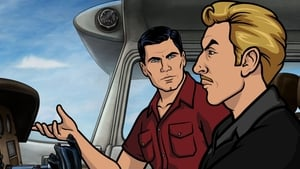 Archer Season 5 :Episode 7  Smugglers' Blues