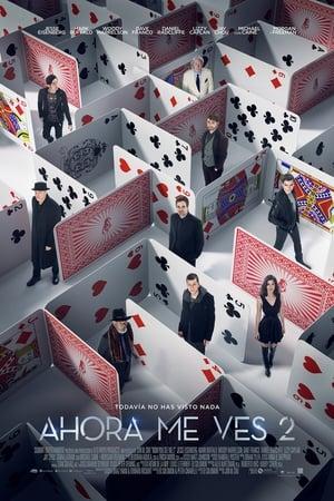 Los ilusionistas 2 / Ahora me ves 2 (2016)