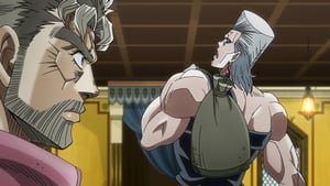 JoJo's Bizarre Adventure Season 2 :Episode 10  The Emperor and the Hanged Man, Part 1