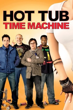 Hot Tub Time Machine (2010) is one of the best movies like The Way Way Back (2013)