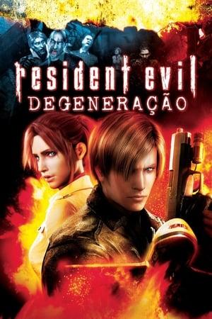 Resident Evil: Degeneração (2008)