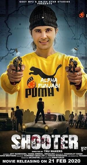 Shooter 2020 Punjabi Full Movie Watch Online On Prmovies