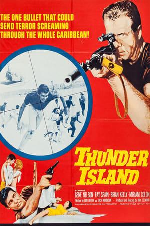 Thunder Island-Miriam Colón