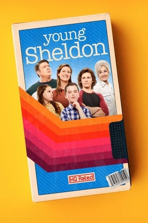 Young Sheldon 4ª Temporada Torrent, Download, movie, filme, poster