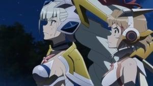 Senki Zesshou Symphogear 4. Sezon 11. Bölüm (Anime) izle
