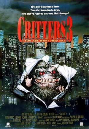 VER Critters 3 (1991) Online Gratis HD