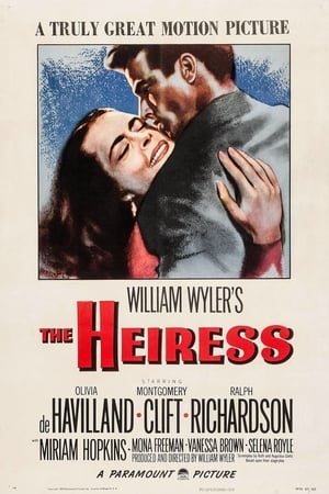 The Heiress streaming